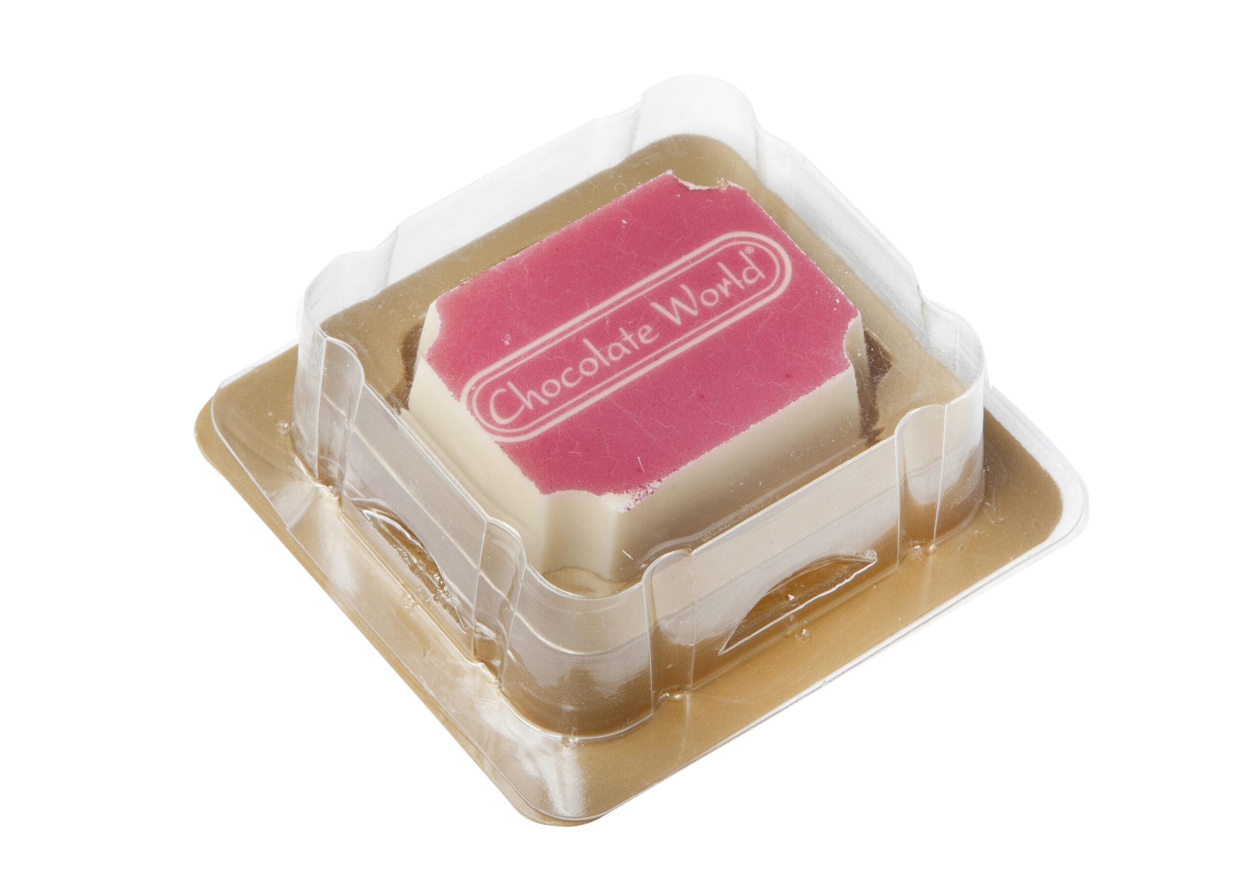 Box for logo chocolates